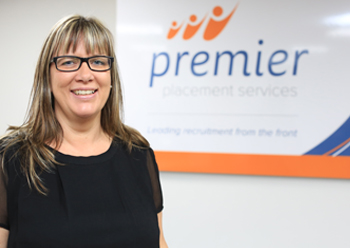 Joanne Taylor - Accounts, Premier Placement Services