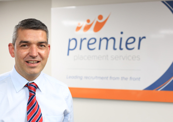 Jonathan Harper - Managing Director, Premier Placement Services