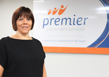 Elizabeth Harper - Receptionist and Administrator, Premier Placement Services