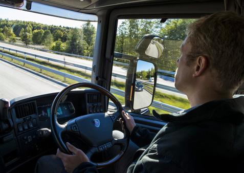 LGV driving